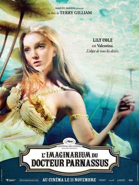 Lily Cole cache bien son jeu ... d'actrice