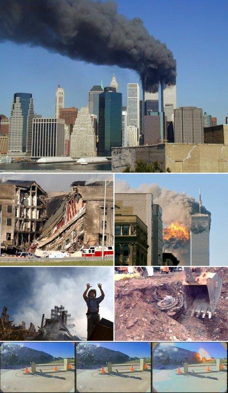 Attentats du 11 septembre 2001 : 10 ans déjà, n'oublions jamais.