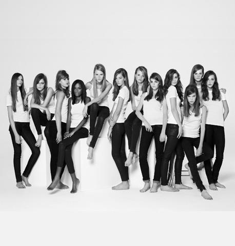 Gagnante Elite Model Look France 2011
