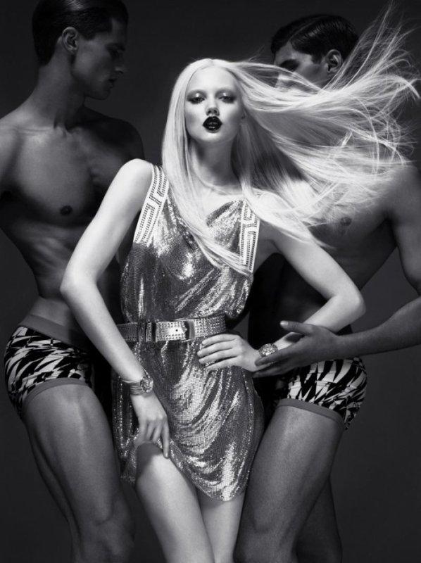 Versace pour H&M
