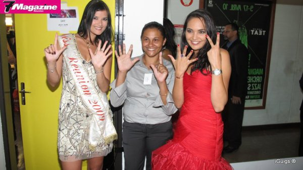 Miss Réunion 2011