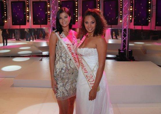 Miss Réunion 2011 (backstage)