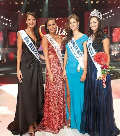 Miss Réunion 2012 (backstage)