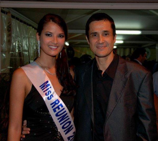 Miss Réunion 2012 (backstage)