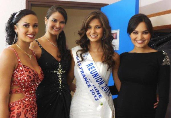 Miss Réunion 2012 (coulisses)