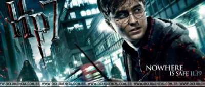 harry potter7 partie 1!