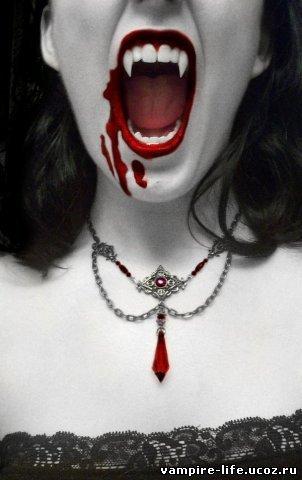 nous, les vampires...