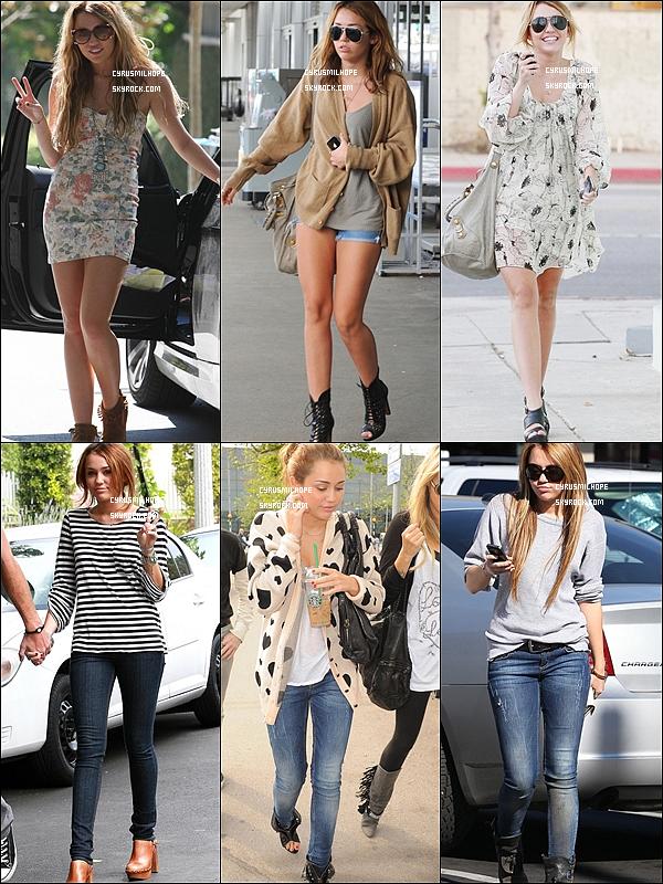 Pendant l'année 2010, la Cyrus a enchéné les Tops, mais quels sont tes favoris?