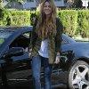 31/01/10: Miley se promenant et posant dans Los Angeles. Top/Bof ou Flop?