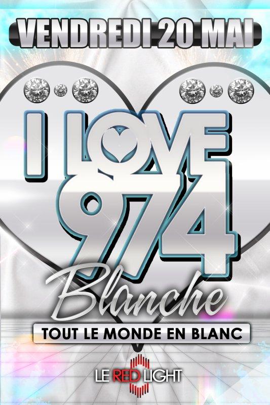 I LOVE 974 REVIENT LE 20 MAI 2011 AU REDLIGHT