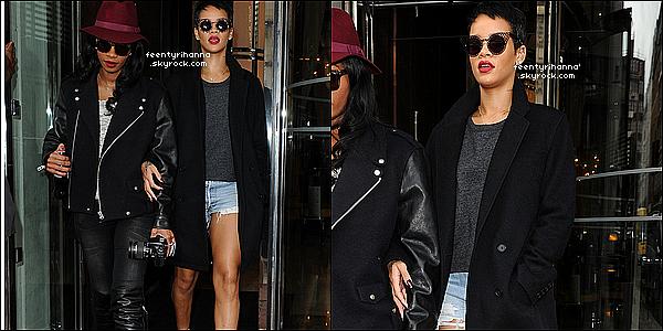 . 26/09/12 : Rihanna aperçut quittant son hôtel pour se rendre à une séance photo, Londres.  + Rihanna Fenty revenant dans la soirée à son hôtel. De plus, Diamonds n'a eu quasiment que des critiques positives. Enjoy Rihanna ! .