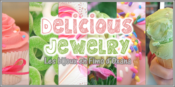Bienvenue chez Delicious Jewelry ♥