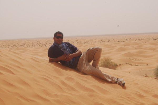 desert tunisien douz