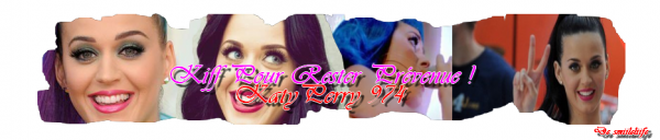 Commande - Montage pour KatyPerry974