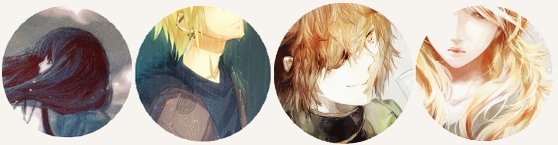 Personnages ~