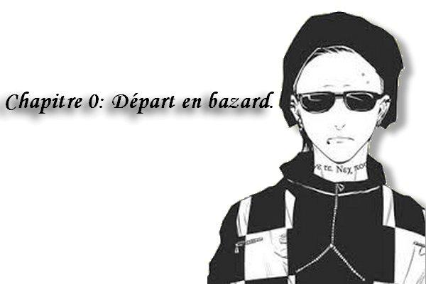 {AS} Chapitre 0: Départ en Bazar