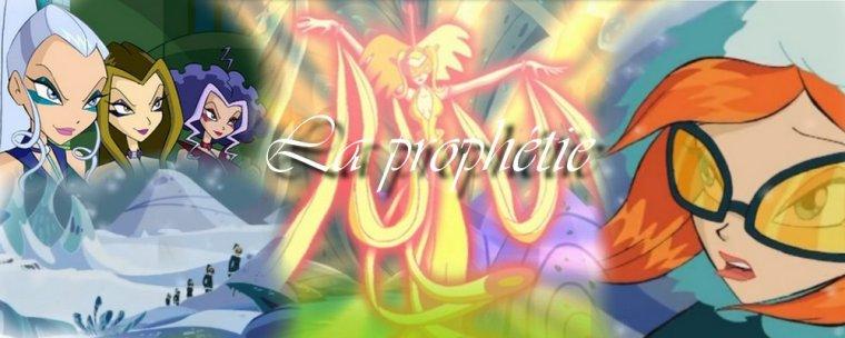 Saison 1 - Chapitre 3 | La prophétie