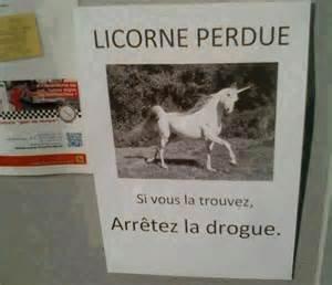 Stop nous croyons et nous somme des licornes ^^