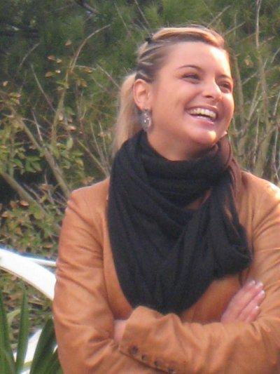 quelle sourire