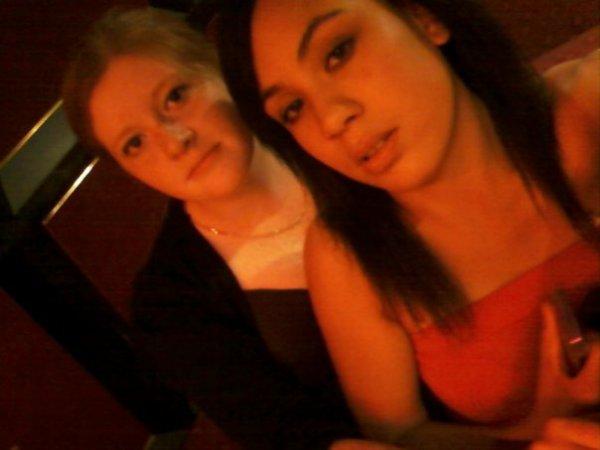 Moi et belle soeur
