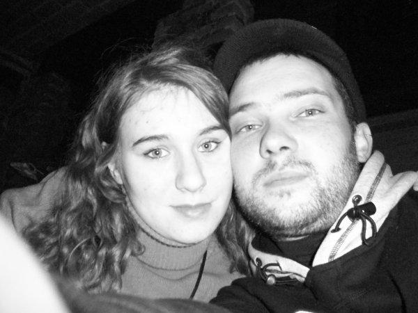 Gaetan et moi