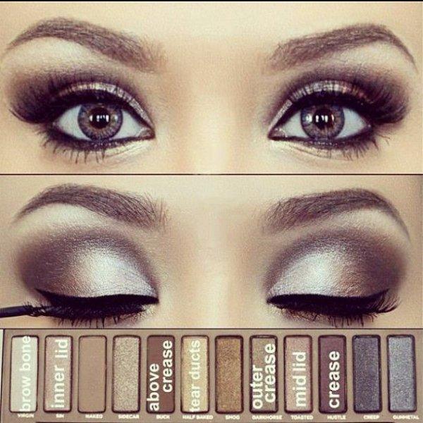 Détails/Makeup