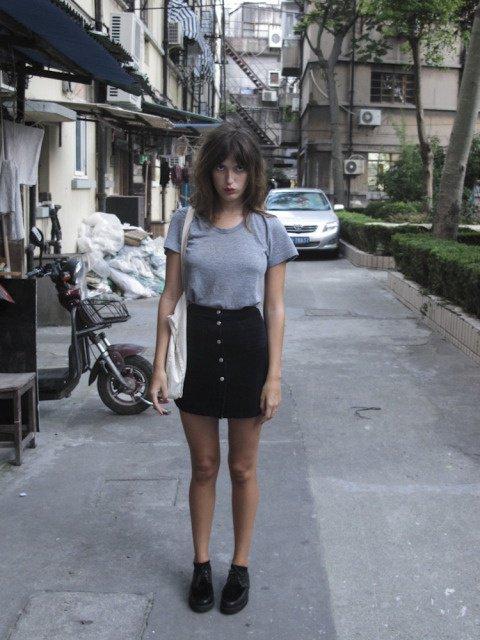 Spécial blogueuse mode