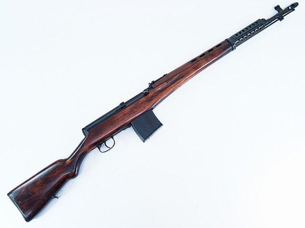 Soviet SVT 40 Tokarev Sniper Rifle #CB520