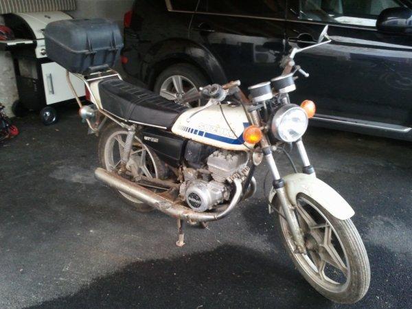 125 Suzuki gt plus pour longtemps!!!