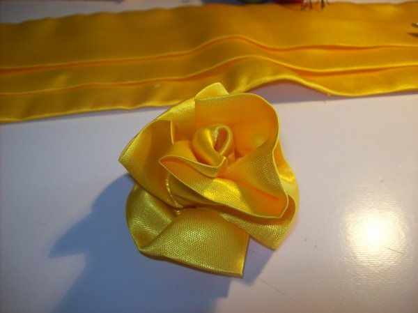 TUTORIEL DES ROSES EN PHOTOS