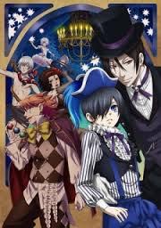 """Black Butler """"Book of Circus""""!!!!!"""