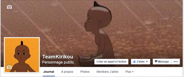#TeamKirikou Vous êtes fou x'D