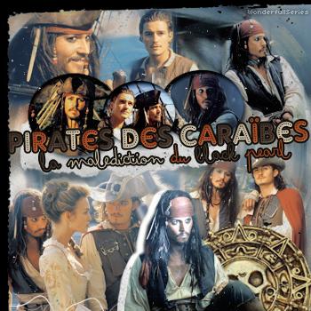 ~WonderfullSeries Pirates Des Caraïbes ►►Création - Décoration - Articles Sagas - Films.