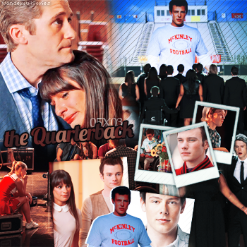 ~WonderfullSeries Glee 05x03 : The Quarterback ►►Création - Décoration - Article Épisode.