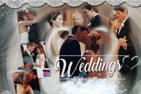 ♦ Article Couple ♦ ♦ Création - Décoration ♦ ♦ Participer à quelque chose de spécial peut vous rendre spécial. ♦ >> Weddings OTH