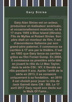 ~WonderfullSeries Gary - Mac ►►Création - Décoration - Articles Acteur - Personnages.