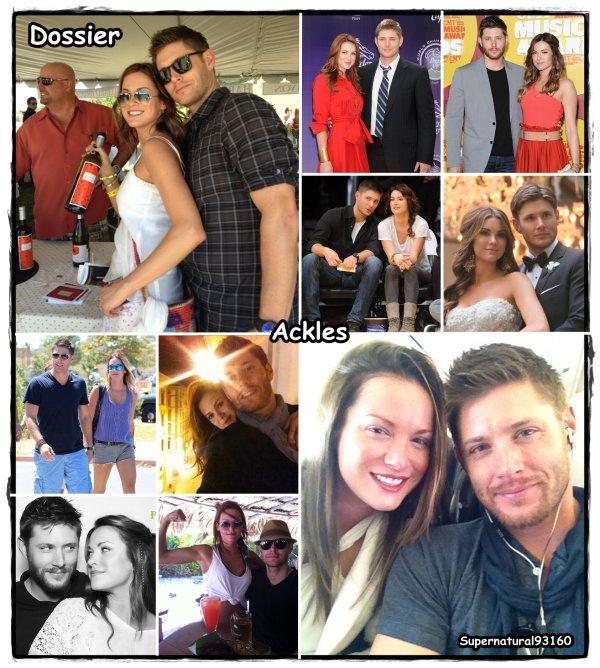 Dossier Jensen et Danneel Ackles