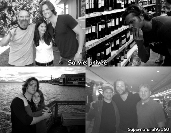 Dossier Jared et Genevieve Padalecki