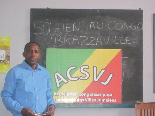 AIDE HUMANITAIRE POUR LES SINISTREES DE M'PILA (CONGO BRAZZAVILLE)