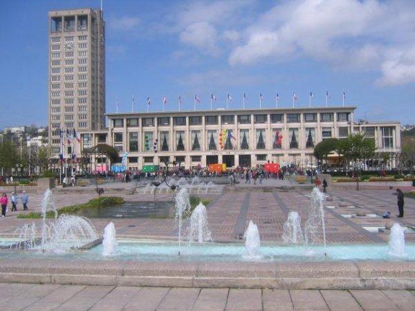 Jumelage: la ville de Pointe-Noire au Congo et la ville du Havre en France...