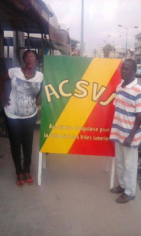 ACSVJ au Congo !