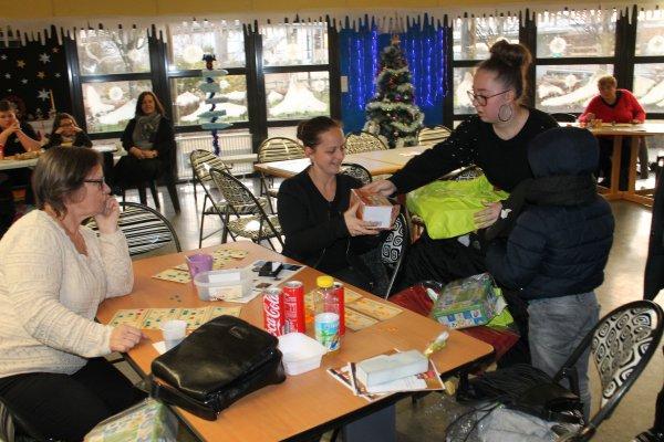 Loto Solidaire: du Samedi 16 décembre 2017