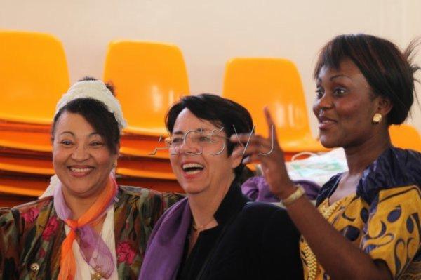 La journée internationale des femmes 2021 ACSVJ