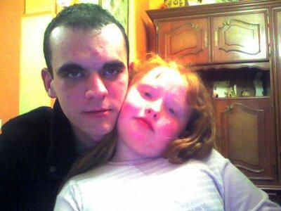 moi et ma filleule justine