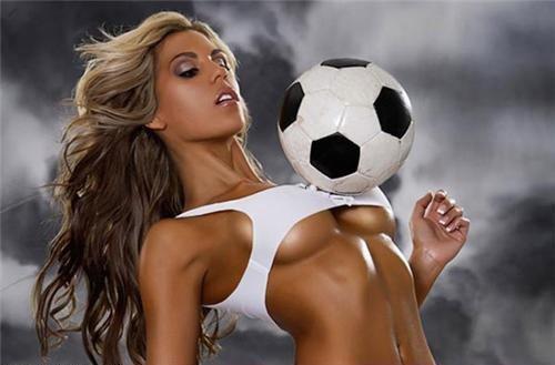 Vive le soccer !!!!!  haha XD