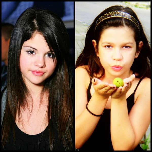 Ont me dit que je ressamble bcps a Selena Gomez! Vrai ou Faux ?