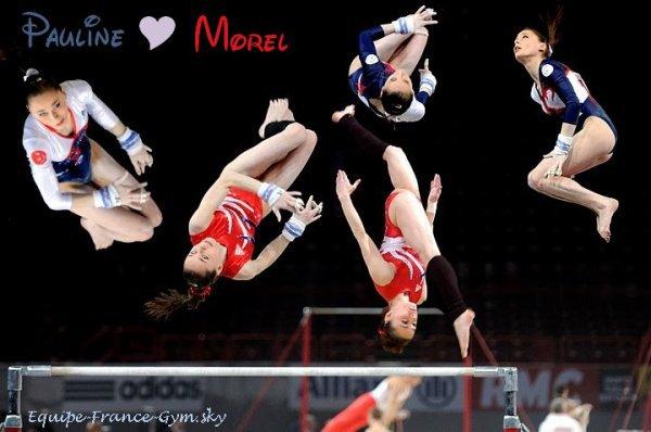 Montage Pauline pour I-Love-Gymnastics