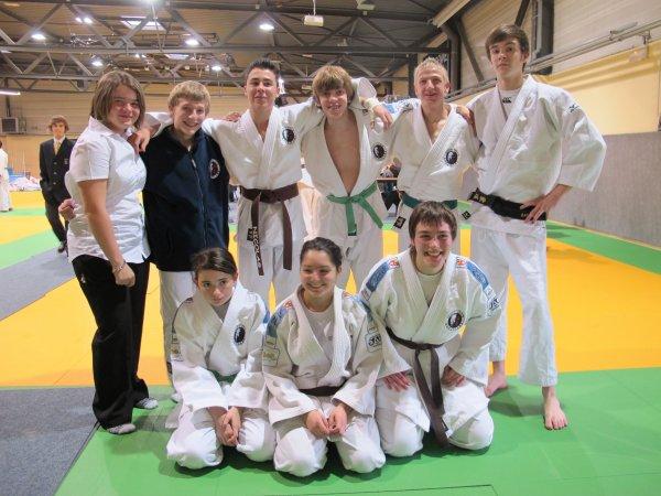 04/12/11 championnat départemental cadet(te)s & juniors