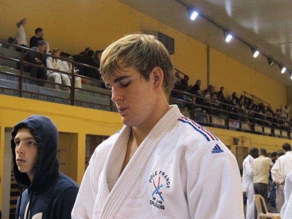 "tournoi de Nantes Label ""A"" 03/12/11."