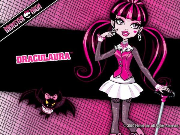 Les filles Monster High : partie 1